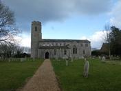Woodton Church