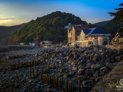 lynmouth early morning