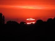 Carlton Marshes Sunset