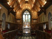 Sandringham Church Interior