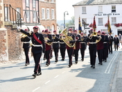 Freedom of the Town of Woodbridge to 23 Parachute Engineer Regiment