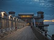 Moody on the Pier…