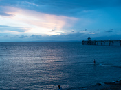 Clevedon Sea Front 9:00pm Friday 27th July