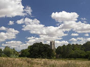 A glorious afternoon in the Waveney Valley near Harleston