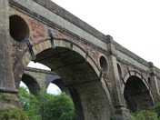 Aqueduct and viaduct