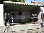 Annual African market in Barking Town Centre