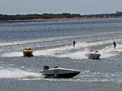 Round 5 National Water ski racing