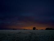 Post harvest glow.