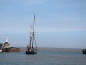 Sailing Trawler - Excelsior