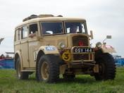 Classic vehicles at lt ellingham steam day