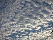 Cloud formation over norfolk
