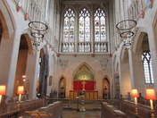 Suffolk History - St Edmundsbury Cathedral