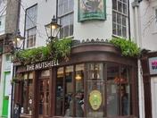 Suffolk History - Nutshell Pub, Bury StEdmunds