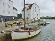 Suffolk History - Tide Mill, Woodbridge