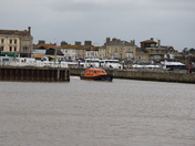 The reserve Lifeboat