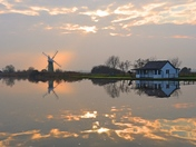 Tranquility on the Thurne.