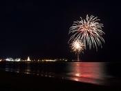 Clacton Airshow Fireworks 2018  23/08/2018