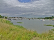 Suffolk Landscapes - River Deben Tide Mill Pool, Woodbridge
