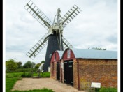 Polkey's Mill and Seven Mile Steam Engine house, Reedham Marshes