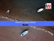 📸 PHOTO CHALLENGE: Boats 📸