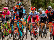Tour of Britain Steams up Cheddar Gorge