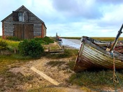 Beautiful Thornham in a stunning light.
