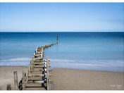 Groin at Overstrand Beach