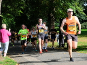 Great East Runners in Holywells Park