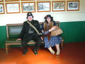 Sheringham 1940's weekend.