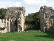 The Abbey Ruins at North Creake