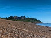 Bawdsey beach.