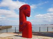 'Ship to Shore sculpture'