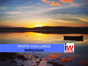 📸 PHOTO CHALLENGE: Reflections 📸