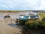 HIGH AND DRY AT MORSTON