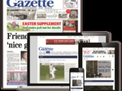 I am missing my Gazette :(