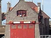 Doors Red.