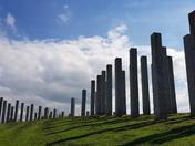 The Full Fathom Five Seafarers Memorial sculpture