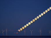 moon up