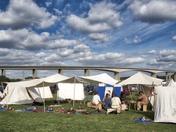 The Viking Festival HDR Effect