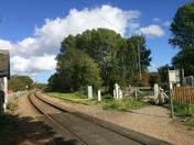Beccles railway line