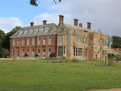 An autumnal day at Felbrigg Hall