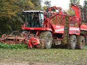 Sugar Beet Harvest 2018