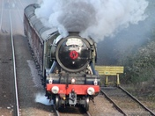 Perspective: Here Comes the Flying Scotsman