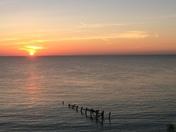 Sunrise at Corton