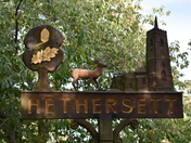 The Hethersett Sign