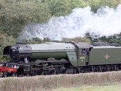 Flying Scotsman at Cullompton