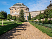 Perspective, Ickworth house