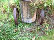 Old water cart