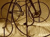 Victorian wheels.