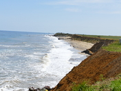 HAPPISBURGH AS THE TIDE ROLLS IN